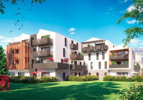 Programme immobilier Mont-de-Marsan