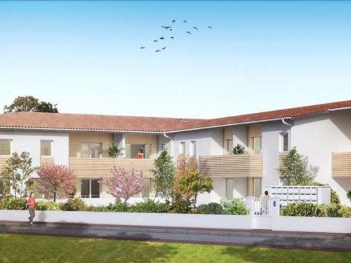 Programme immobilier Villenave d'ornon